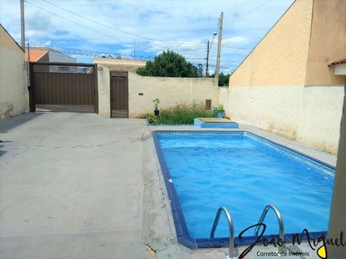 Casa Julia Caparroz, Ca00471, Catanduva, Venda De Imoveis, Joao Miguel Corretor De Imoveis - Ca00471 - 68985374