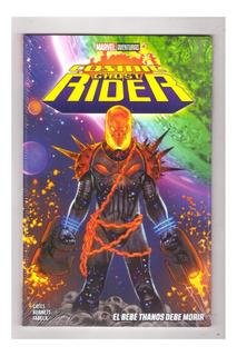 Cosmic Ghost Rider - Marvel Aventuras - Televisa