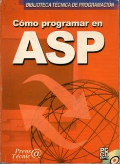 Cómo Programar En Asp - Prensa Técnica