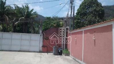 Terreno Residencial À Venda, Engenho Do Mato, Niterói. - Te0050