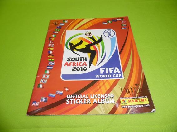 2010 Panini Fifa World Cup South Africa Pegatina Álbum Vacío /& 6 Pegatinas