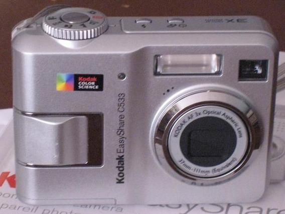 Peças E Partes Câmera Kodak Easy Share C533. Envio Td.brasil