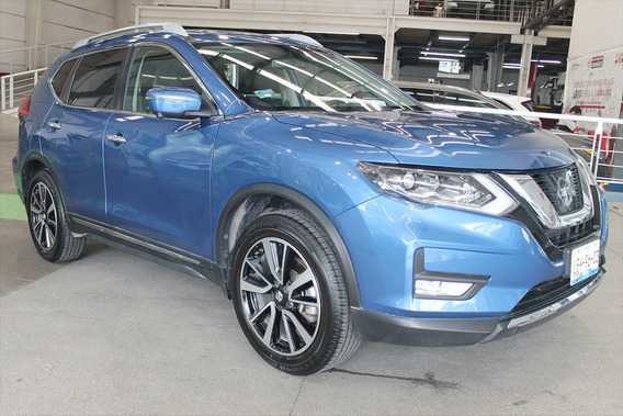 Nissan X-trail Exclusive 3 Row Cvt 2019