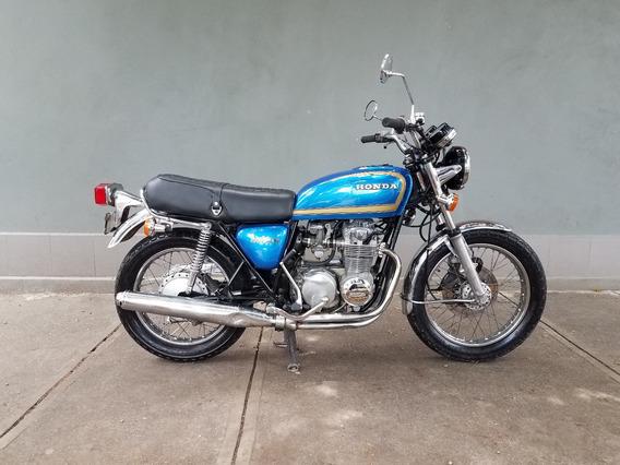 Honda Cb 550 Four 1977
