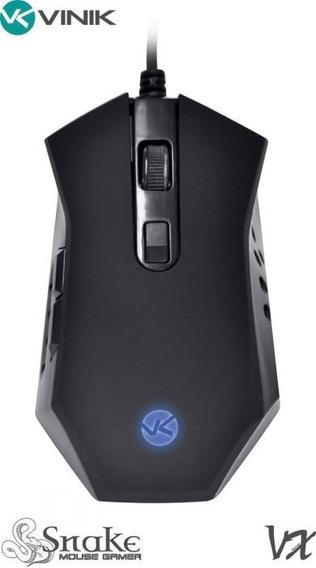 Mouse Gamer Spider Vx Design Compacto 2017 Frete Gratis