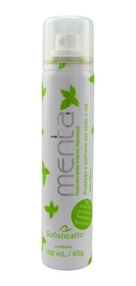 Desodorante Intimo De Menta 100ml P/ Sem Juros