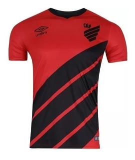 Camisa Atlético Paranaense 1 Vermelha Promoção Home