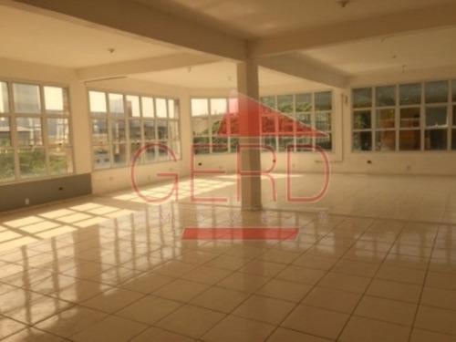 Alugo Sala Comercial Com Ótima Localização No Centro De Osasco Área Com Farto Comercio E Transporte, 170 M² Podendo Ampliar O Tamanho Para 340 M². Sala A 5 Minutos Da Estação Da Cp - Sa00066 - 2968573