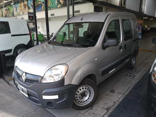 Renault Kangoo 1.6 Gran Confort 5a Gnc Oportunidad (eo)