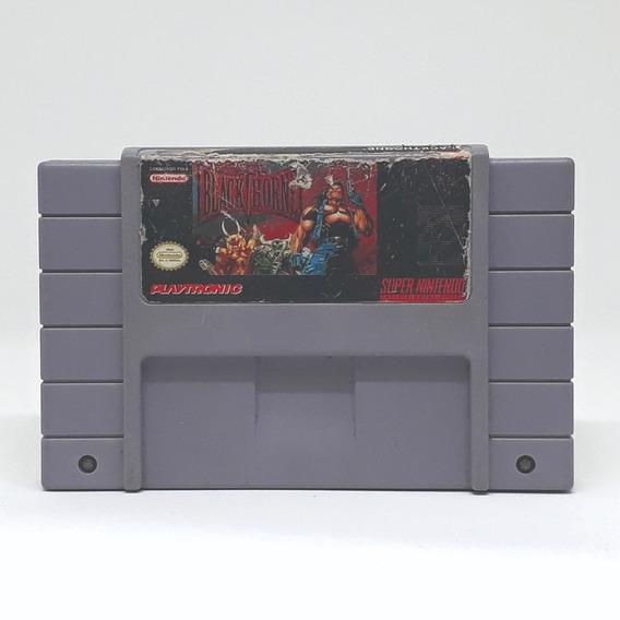 Blackthorne Super Nintendo Oferta! Loja Física!
