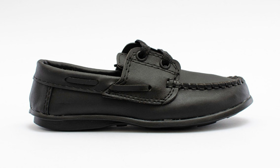 Zapatos Nautico Colegial Unisex T58