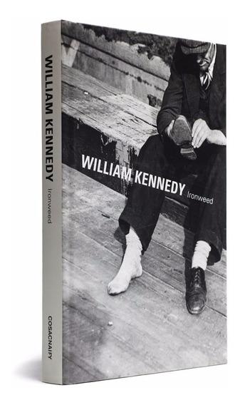 Livro Ironweed William Kennedy Literatura Romance Trilogia