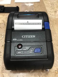 Impresora Móvil Citizen Cmp-20 Térmica Bluetooth