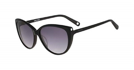 Lentes De Sol Nine West Color Negro Para Dama