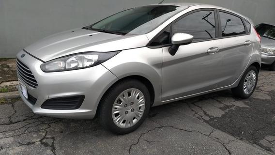 New Fiesta 1.5 L S Unica Dona Com Manual E Chave Reserva