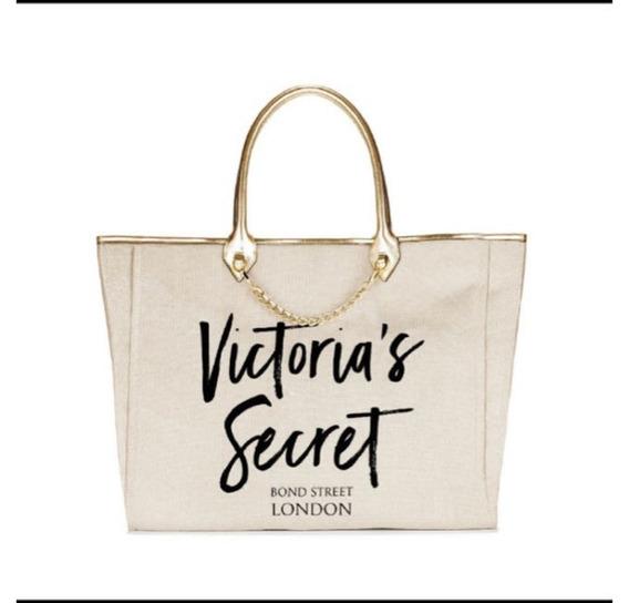 Bolsa Tote Victoria Secrets Original