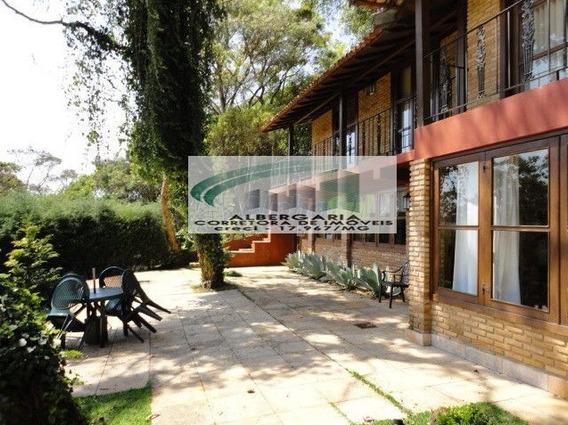 Maravilhosa Casa No Aconchego Da Serra 810m² - 458