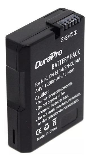 Bateria Similar P Nikon En-el14a D5100 D5300 P7000 P7100
