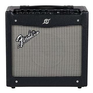 Fender Mustang I V2 20 Watt 1x8 Inch Combo Amplificador De