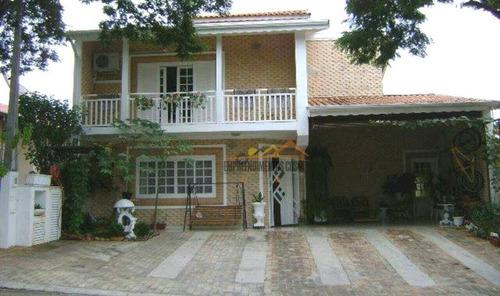 Casa Com 3 Dormitórios À Venda, 233 M² Por R$ 960.000 - Condomínio Portal Da Vila Rica - Itu/sp - Ca1495