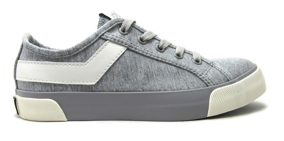 Zapatillas Pony Triple Match Ox Gris