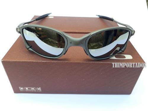 f9de3112e Óculos Oakley Juliet Penny Double Xx 24k Romeo1 2 Squared - R$ 120,00 em  Mercado Livre