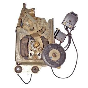 Motor Para Toca-disco Antigo Garrard - Feito Na Inglaterra