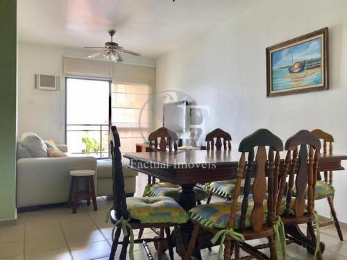 Apartamento Com 3 Dormitórios À Venda, 100 M² Por R$ 350.000 - Enseada - Guarujá/sp - Ap9467