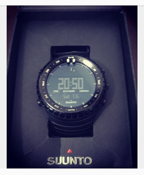Relógio Suunto Core All Black Military