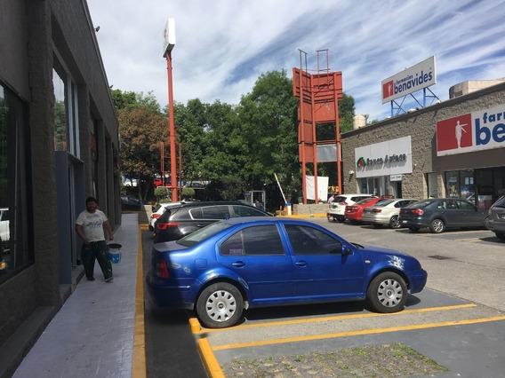 Local En Esquina En Renta, Ajusco