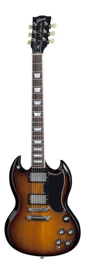 Gibson Sg Standard Fireburst 2015 C/estuche Nueva En Caja!!!