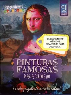 Pinturas Famosas/ Grandes Obras/ Selección De 3/ E.