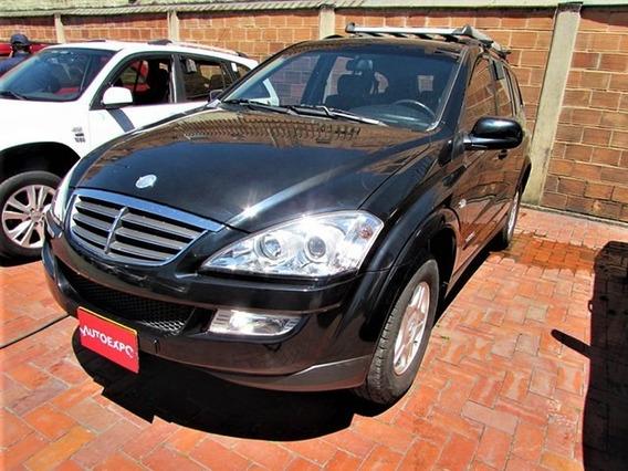 Ssangyong Kyron Mec 2 Diesel Diesel 4x4 7 P.