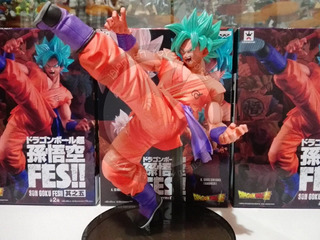 Goku Blue Ssgss - Fes Stage 5 Vol. 2 - Dragon Ball Super