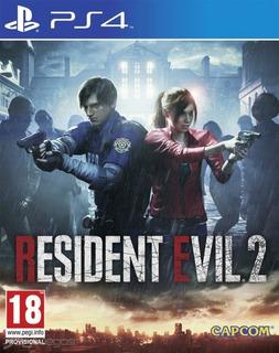 Resident Evil 2 Ps4 Digital 1°