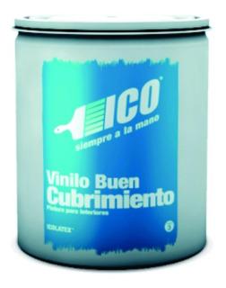 Icolatex Blanco 2024155 Caneca 5 Galones Ico.