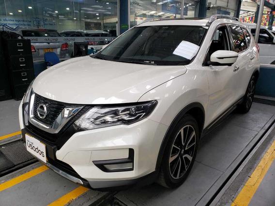 Nissan X-trail Exclusive 2.5 4x4 Aut 5p 7 Pas 2019 Fow174