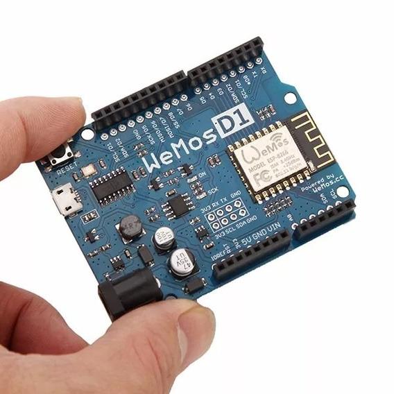 Esp-12e Esp8266 Esp 12 Wemos D1 Wifi Wi-fi