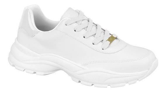 Tênis Casual Vizzano Dad Sneaker Branco Feminino 1331.101