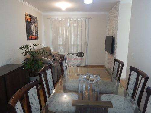 Apartamento De 3 Dormitórios Próximo Á Aricanduva - 48531