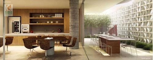 Apartamento À Venda, 459 M² Por R$ 8.800.000,00 - Cabral - Curitiba/pr - Ap0279