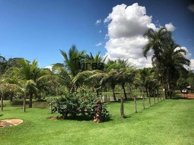 Chácara Com 3 Dormitórios À Venda, 36000 M² Por R$ 1.200.000 - Zona Rural - Goiânia/go - Ch0058