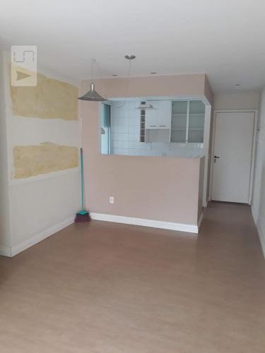 Apartamento À Venda - Portal Do Morumbi, 3 Quartos,  61 - S893085989