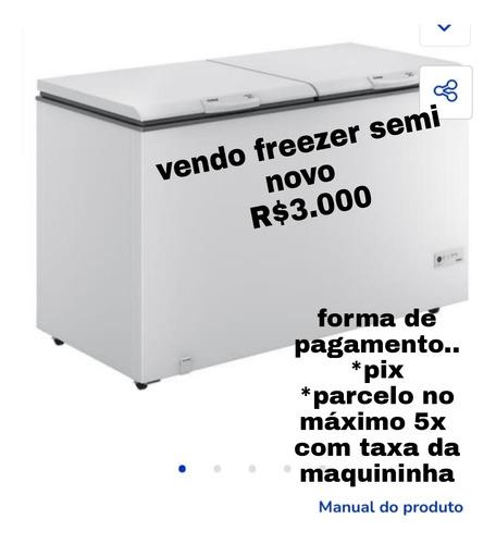 Imagem 1 de 1 de Freezer