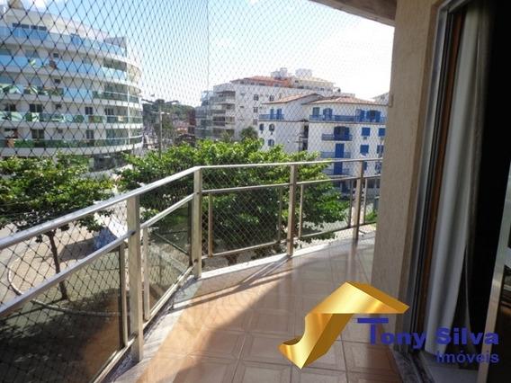 Aluguel Fixo!apartamento 03 Quartos Na Vila Nova Cabo Frio - 713