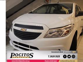 Chevrolet Onix Joy 1.0 2018 Okm U$$ 13.890.- Entrega Inm.