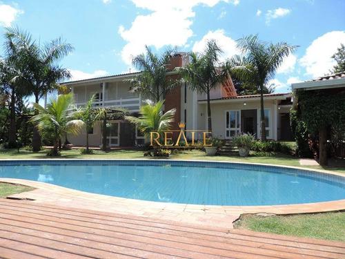 Imagem 1 de 30 de Chácara Com 4 Dormitórios À Venda, 1500 M² Por R$ 1.580.000 - Estância Recreativa San Fernando - Valinhos/sp - Ch0035