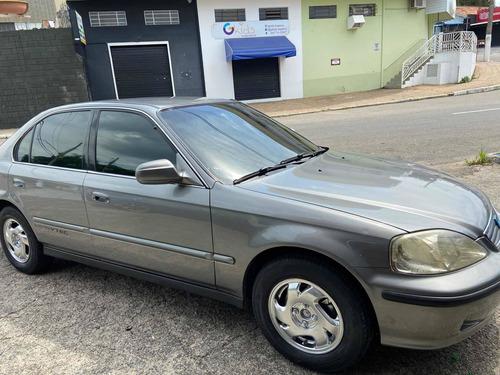 Honda Civic 2000 1.6 Lx 4p