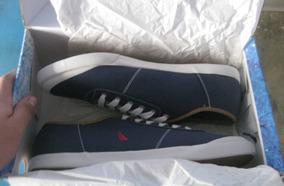 Zapatos Nautica Americanos, Azules, Originales