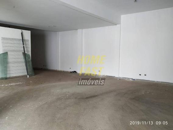 Salão Para Alugar, 300 M² Por R$ 12.000,00/mês - Jardim Santa Mena - Guarulhos/sp - Sl0279